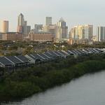 Florida - Tampa: Davis Islands & Downtown Tampa at dusk thumbnail
