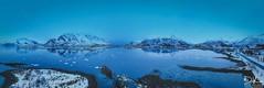 Drone panorama, Lofoten Norway (Matt Dolphin) Tags: panorama m2p mavic2pro norway drone