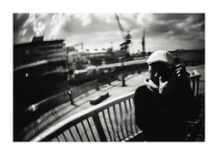 selfie (gol-G) Tags: fujifilm xpro2 fujifilmxpro2 nokton 35mm f12 voigtlandernokton35mmf12aspherical digital bw japan kobe