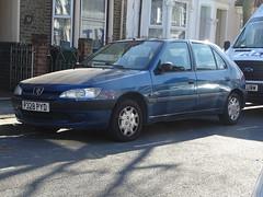 1997 Peugeot 306 XN (Neil's classics) Tags: vehicle 1997 peugeot 306 xn 1360cc car