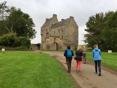 4-4 Walking towards Lally Broch