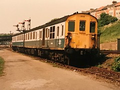 (SRDemus) Tags: testtrain s60029 s20028 class202 motorcoaches powercars marshlink hastings demu 6l 1018