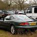 2001 Aston Martin DB7 Vantage 5.9 V12