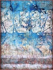 ORGINE III LIGUERI (José Mª Díaz Ligüeri) Tags: contemporary art modern painting colorfield texture abstract minimal canvas ligüeri ligueri