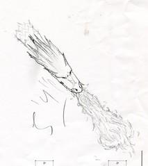 sc0412 (Josh Beck 77) Tags: dragon fantasycreature fantasy drawing sketch