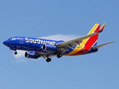 N776WN (ChrischMue) Tags: southwest airlines boeing b7377h4wl las vegas mccarran international klas n776wn