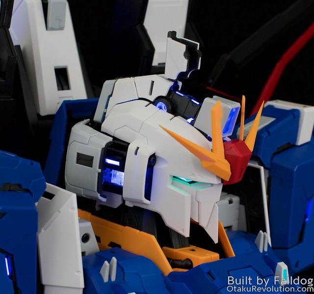 BSC Zeta Gundam Bust 3 by Judson Weinsheimer