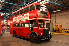 Lobster for tea (ekawrecker) Tags: bus backtobk london transport regent rt aec barking 40years 1979 2019 1939 80years canada abegweit new glasgow repatriated old768