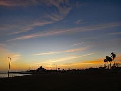 122218pm (sunlight_hunt) Tags: sunlight sunrisesunset sunriseoverwater matagordabay texasgulfcoast texas texassunrisesunset texassky palacios
