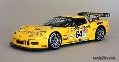 Corvette C6R - 61 (cmwatson) Tags: chevrolet corvette c6r 2007 lemans revell 07396 studio27 scale24 sdcc2401c