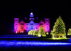 Blickling Hall Christmas Lights (liam.killington) Tags: blickling hall christmas lights nationaltrust nt nikon d7100 1855mm nikkor norfolk uk greatbritain england