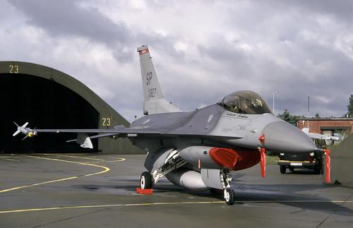 F-16C 22nd FS