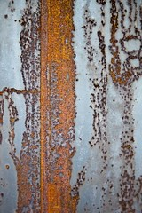 Annexion (Gerard Hermand) Tags: 1812236730 gerardhermand france paris canon eos5dmarkii lesgrandsvoisins abstract abstraction abstrait rouille rust metal