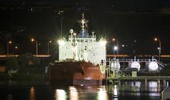 Epic St Agnes (~ydoc~) Tags: ship devonport tasmania epic gas tanker