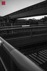 fuji・富士 (新男熊) Tags: bahn landschaft tachikawa geographie verkehr berg gebäude format sonyalpha7 kamera asien ort strase 35mm leute bahntrasse aspekte fuji fotografie zug tokio monorail japan transport