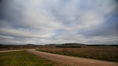 where we were (Redheadwondering) Tags: sonyα7ii landscape salisburyplain wiltshire sigma sigma2470lens byway clouds cloudscape