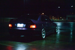 _MG_3488 (andreialta) Tags: bmw m3 e36 e36m3 night shoot technoviolet techno violet advanwheels advantc3 yokohama yokohamawheels andreialta