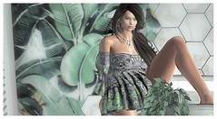 ╰☆╮Green is a way of life.╰☆╮ (яσχααηє♛MISS V♛ FRANCE 2018) Tags: jumofashion nomatch foxcity fashion flickr france firestorm fashiontrend fashionable fashionindustry fashionista fashionstyle female designers secondlife sl styling slfashionblogger shopping style sexy sensual avatar avatars artistic art event events roxaanefyanucci topmodel poses photographer posemaker photography mesh models modeling marketplace maitreya lesclairsdelunedesecondlife lesclairsdelunederoxaane girl