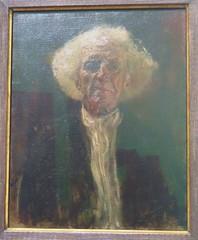 Vienna, Gustav Klimt collection in Leopold Museum (Sokleine) Tags: gustavklimt klimt painting peinture tableau toile art culture findesiècle belleépoque secession wien vienne vienna eu austria autriche österreich europe blind aveugle man homme canvas