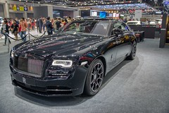 Rolls-Royce Wraith luxury coupe at the 35th Thailand International Motor Expo at IMPACT Challenger Hall in Muang Thong Thani, Nonthaburi (UweBKK (α 77 on )) Tags: rollsroyce wraith luxury coupe car auto automobile automotive black 35 35th thailand international motor expo show fair exhibition impact challenger hall muang thong thani nonthaburi bangkok southeast asia sony alpha 77 slt dslr