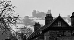 Mystical Riber Castle. Jan 2019 (SimonHX100v) Tags: ribercastle castle gradeiilistedcountryhouse gradeiilisted matlock derbyshire smedleysfolly matlockbath derbyshirepeakdistrict peakdistrict peakdistrictderbyshire peakdistrictnationalpark chimney chimneys unitedkingdom uk england english greatbritain gb britain british eastmidlands history historic historicengland gradeii gradeiilistedbuilding simonhx100v sonyhx100v hx100v sony outdoor outdoors outside season seasons winter winter2019 january january2019 snow snowfall snowing cold