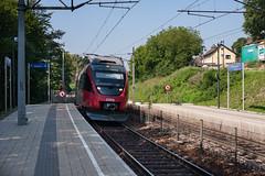 wb_120728_08 (Prefektionist) Tags: 4024 50mmf14d austria bahn bombardier d700 eisenbahn loweraustria niederösterreich nikon oebb pressbaum rail railroad railway talent train trains westbahn öbb österreich