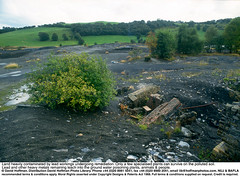 Contaminated Land 1 (hoffman) Tags: contamination countryside field horizontal lead poison pollution reclaim reclamation toxic waste 181112patchingsetforimagerights wales uk
