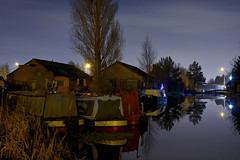 The Top Lock, Birchills, Walsall 26/12/2018 (Gary S. Crutchley) Tags: birchills top lock uk great britain england united kingdom urban town townscape walsall walsallflickr walsallweb black country blackcountry staffordshire staffs west midlands westmidlands nikon d800 history heritage local night shot nightshot nightphoto nightphotograph image nightimage nightscape time after dark long exposure evening travel street slow shutter raw canal navigation cut inland waterway bcn narrowboat junction wyrley and essington canalscape scape
