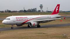 CN-NMH A320 AIR ARABIA MAROC