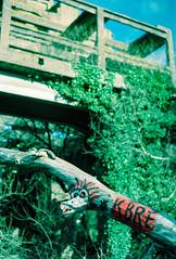Fonderie 1 (herbdolphy) Tags: analog analogique argentique 35mm pellicule abandoned pentax pentaxmx kodak supra 100 expiredfilm expired filmisnotdead filmphotography film