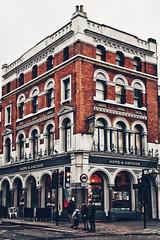 Hope & Anchor – The Angel – Islington (marc.barrot) Tags: building pub uk n1 london islington theangel upperstreet hopeanchor façade architecture