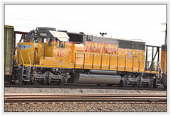 Union Pacific (All Seeing) Tags: upy 426 engine locomotive yard ps6b