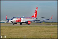 G-JZHR (2) - Manchester Airport (Tf91) Tags: manchester manchesterairport egcc man boeing airliner jet jet2 b737 boeing737 gjzhr