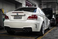 BMW 1M (Pandolfiphotos) Tags: carros car cars carro brasil autos bmw audi o veiculos instacar a volkswagen chevrolet ferrari ford auto honda motor supercars mercedes rebaixados grandi porsche n luxury moto fixa toyota bhfyp