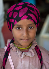 Portrait of a yemeni refugee girl, Jizan Province, Addayer, Saudi Arabia (Eric Lafforgue) Tags: addayer arabia child children colorimage cute face girl girls jizanprovince ksa lookingatcamera middleeast middleeastern onechildonly onegilronly oneperson photography portrait refugee saudiarabia saudi181853 tihama veiled vertical war yemen yemeni sa
