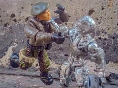 (bosko's toybox) Tags: minifigures callofduty terminator t2 megaconstrux megablocks