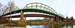 TableMountainBridges_Panorama.01 (DonBantumPhotography.com) Tags: landscapes bridges river featherriver orovillecalifornia tablemountainbridges donbantumcom donbantumphotographycom panorama