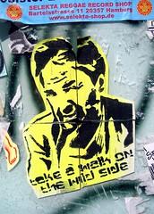 - (txmx 2) Tags: hamburg streetart sticker stencil archive reloaded cutout