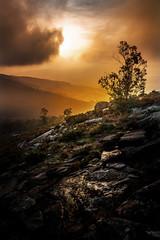Agrela (Noel F.) Tags: sony a7r a7rii ii fe 24105 galiza galicia teo lampai agrela sunset solpor