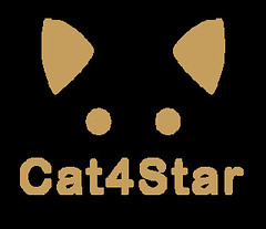 Cat4Star (mylogo_4u) Tags: logo pets growth graphic identity business designs healthcare professional unique brand uniquebrand modern gym nails real estate