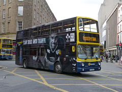 Throwback Thursday (165) (Csalem's Lot) Tags: dublin bus dublinbus alx400 av415 volvo fleetstreet dolierstreet lucozade aoa throwbackthursday 56a