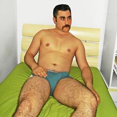 Spartacus (302) (@the.damned.spartacus) Tags: male muscle hunk big chest hairy bulto arab arabian arabdaddy old man sexy dady gym bulge legs mustache briefs lycra fetish iranman iran israel arabmales turk arabfeet