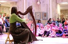 День Святого Патрика в Российской государственной детской библиотеке (Фотогалерея РГДБ) Tags: библиотека ирландия патрик ргдб