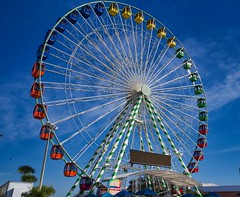 Largest Traveling Ferris Wheel