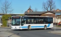 Wernigerode, Kleine Dammstraße 27.02.2019 (The STB) Tags: bus busse autobus autobús wernigerode publictransport citytransport öpnv öffentlicherpersonennahverkehr öffentlicherverkehr