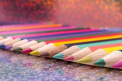 Multicolour (Skyline:)) Tags: lookingcloseonfriday multicolores pencil colour multicolour colourful