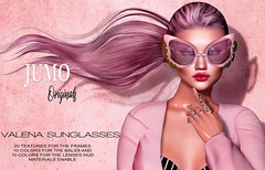 Valena Sunglasses (junemonteiro) Tags: jumo originals chic glamour couture