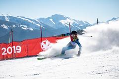 Daniel Reed - 2019 02 26 Alpine Skiing-1 (dreedphoto84) Tags: canadawintergames canadawintergames2019 alpineskiing skiing nakiskaski nakiska kananaskis travelalberta