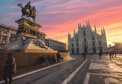 Duomo Milano (GennaroCastigliaPhoto) Tags: d duomo milano