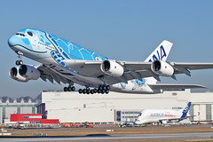 Airbus A380-841 - F-WWSH - XFW - 27.02.2019(14) (Matthias Schichta) Tags: hamburgfinkenwerder xfw edhi planespotting flugzeug flugzeugbilder airbus ana allnipponairlines fwwsh a380841